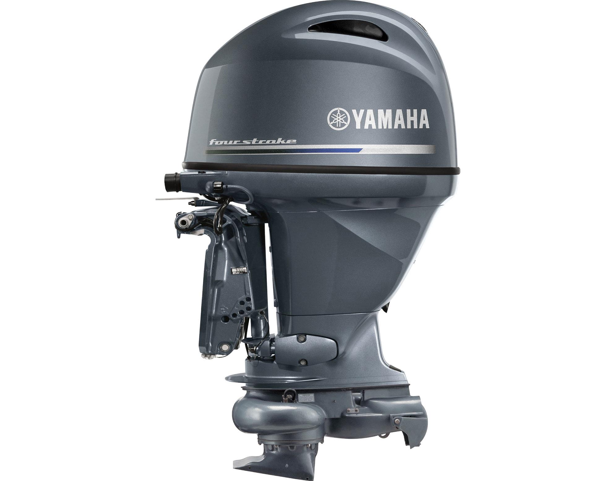 Yamaha F90 JET DRIVE