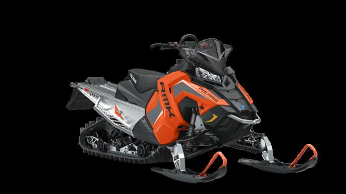 2022 Polaris 600 RMK 144