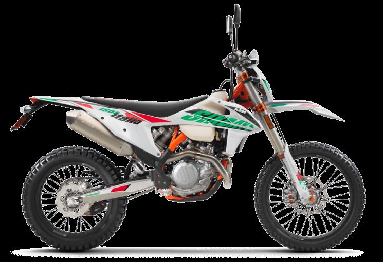 2021 KTM 500 EXC-F SIX DAYS