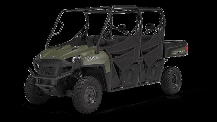 2021 Polaris RANGER CREW 570 Full-Size