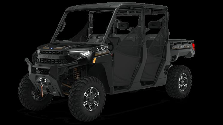 2021 Polaris RANGER CREW XP 1000 Texas Edition