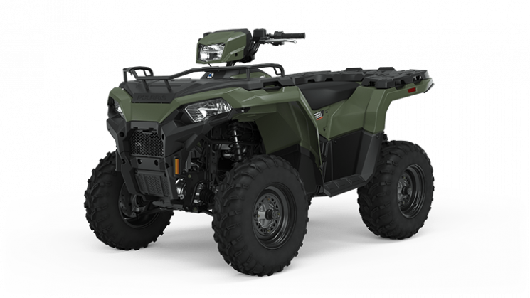 2021 Polaris Sportsman 450 H.O.